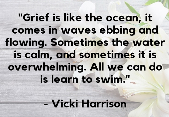 inspirational quotes about grief and loss